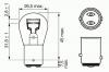 BOSCH 1 987 302 282 Лампа накаливания