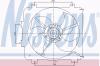 NISSENS 85045 Вентилятор, конденсатор кондиционера