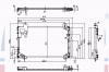 NISSENS 940020 Конденсатор, кондиционер
