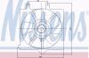 NISSENS 85282 Вентилятор, конденсатор кондиционера