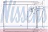 NISSENS 77632 Теплообменник, отопление салона