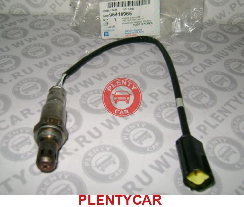 CHEVROLET - 96418965 - Датчик отработанных газов Aveo,Lacetti(Кислорода) .