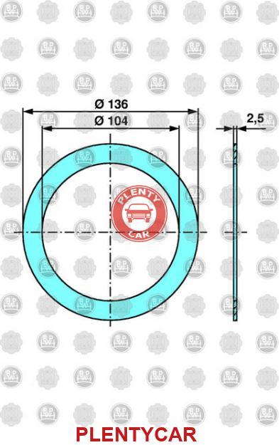 Profiline panasonic kxf1110kxfa136 2